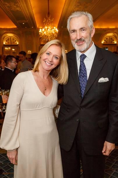Kate Reardon and Jeremy King
