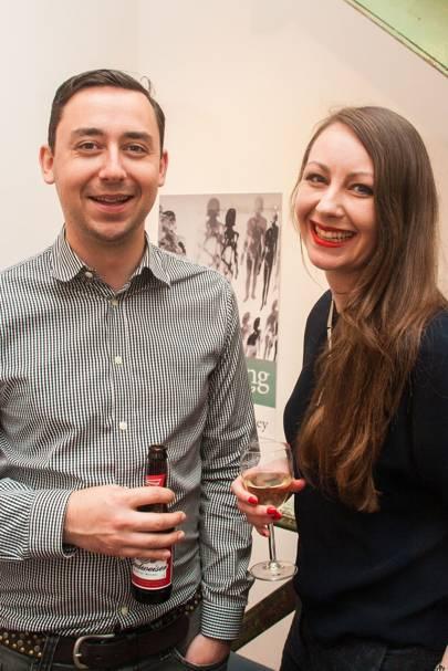 Jonathan Heaton and Katherine Heaton