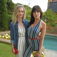Portia Freeman and Daisy Lowe