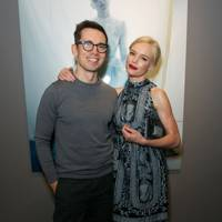 Erdem Moralioglu and Kate Bosworth