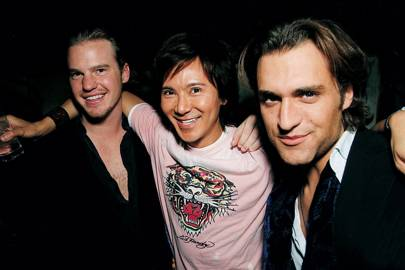 Johan Brunnberg, Andy Wong and Moritz Poehl
