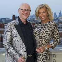 John Caudwell and Claire Caudwell