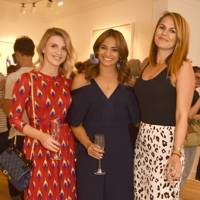 Juliette Loughran, Katy Wickremesinghe and Susie Richardson
