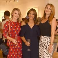 Juliette Loughran, Katy Wickremesinghe and Susie Richardson