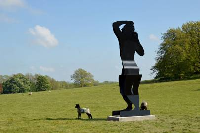 Sculpture (1504-2017) at Glyndebourne