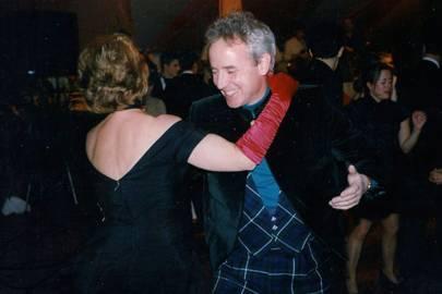 Lord Sempill and Mrs Cameron Buchanan