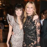 Annabelle Neilson and Kate Moss, 2015
