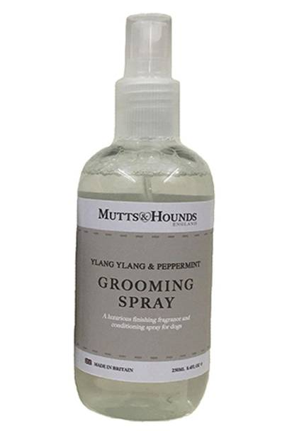 Mutts & Hounds grooming spray