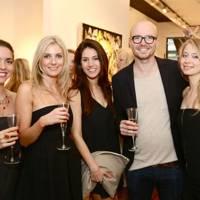 Florie-Anne Mondoloni, Gayle Noonan, Atalya Black, Dave Murray and Tatiana Antonova.