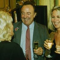 Judith Chalmers, Dai Llewellyn and Penelope Kyme