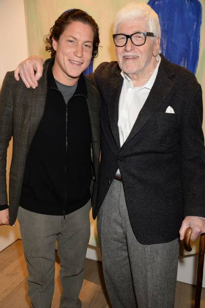Vito Schnabel and Ron Gorchov