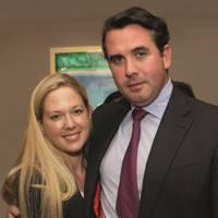 Belinda McKeeve and Raymond McKeeve