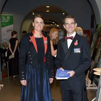 Heather Stanning and Andy Thompson