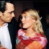 Marchese Ferrante Ferrero Gubernatis de Ventimiglia and Anita Patrickson