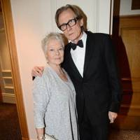 Dame Judi Dench and Bill Nighy
