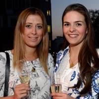 Clara Ewart and Victoria Madeley
