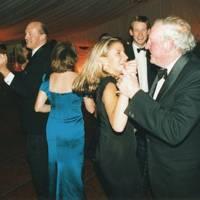 Holly Johnstone, Charles Ramsey and Sir Archibald Edmonstone