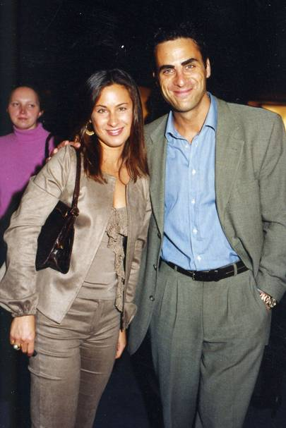 Suzanne Aaronson and Gustavo Antonione