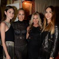 Oli Denoso,  Lisa Butcher, Amanda Wakeley and Amber Denoso