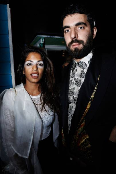M.I.A and Romain Gavras