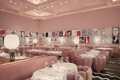 Where the fashion set eat during London Fashion Week