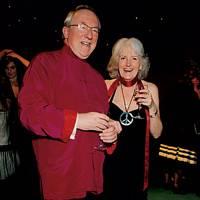 Graham Mather and Mrs Leone Cockburn