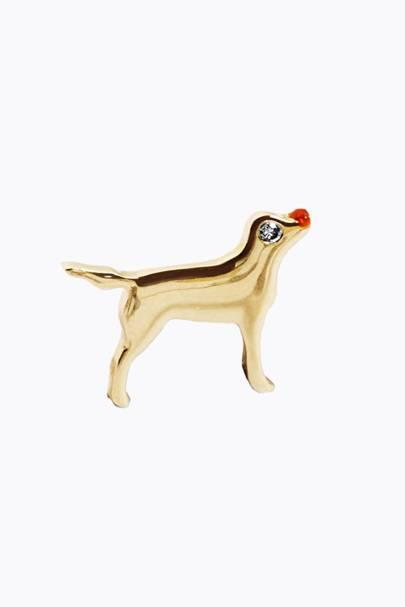 Labrador charm