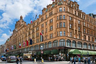 PR manager at Harrods