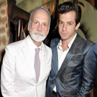 Richard James and Mark Ronson
