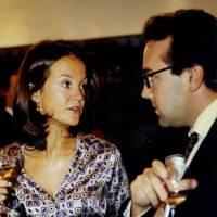 Mrs Julian Chamberlen and Tanguy Cotton