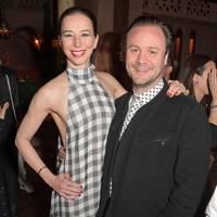 Kristina Blahnik and Nicholas Kirkwood