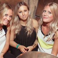Holly Simmons-Betts, Holly Stille and Emma Pakenham