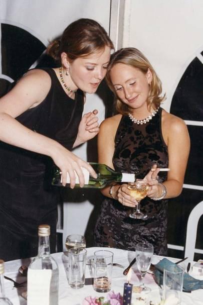 Marina Soskin and Camilla Wilson