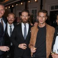 Joe Ottaway, Alistair Guy, Craig McGinlay, Josh Parkinson and Sam Webb