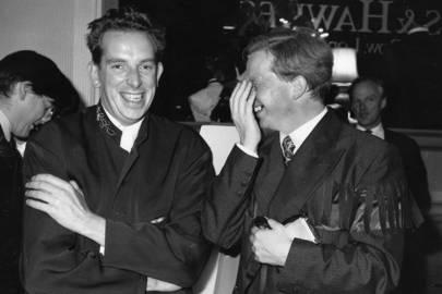 Michael Howells and Lawrence Mynott