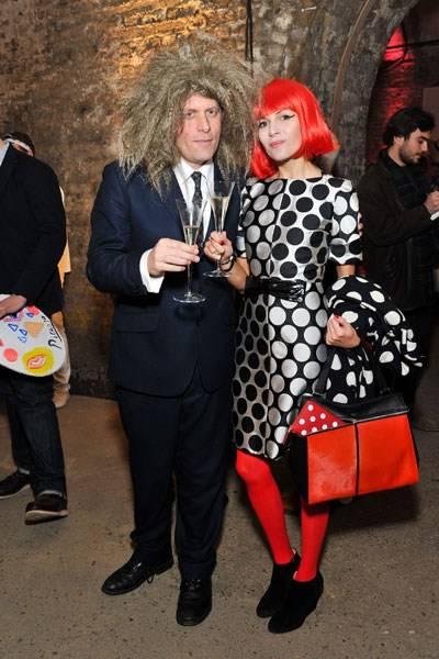 Roger Tatley and Margo Trushina
