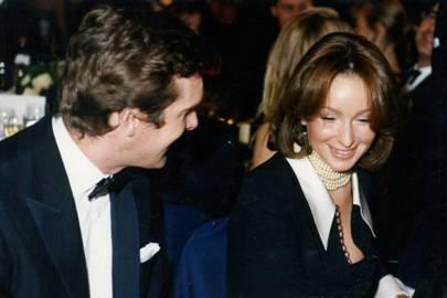 Baron Nicholas von Breummer and Isabella Chopin de la Bruyère