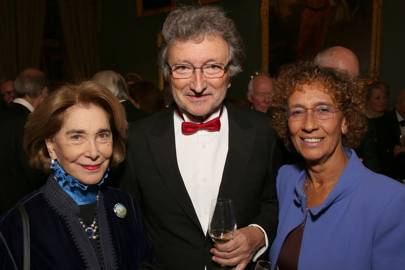 Baroness Rawlings, Lord Hollick and Lady Hollick