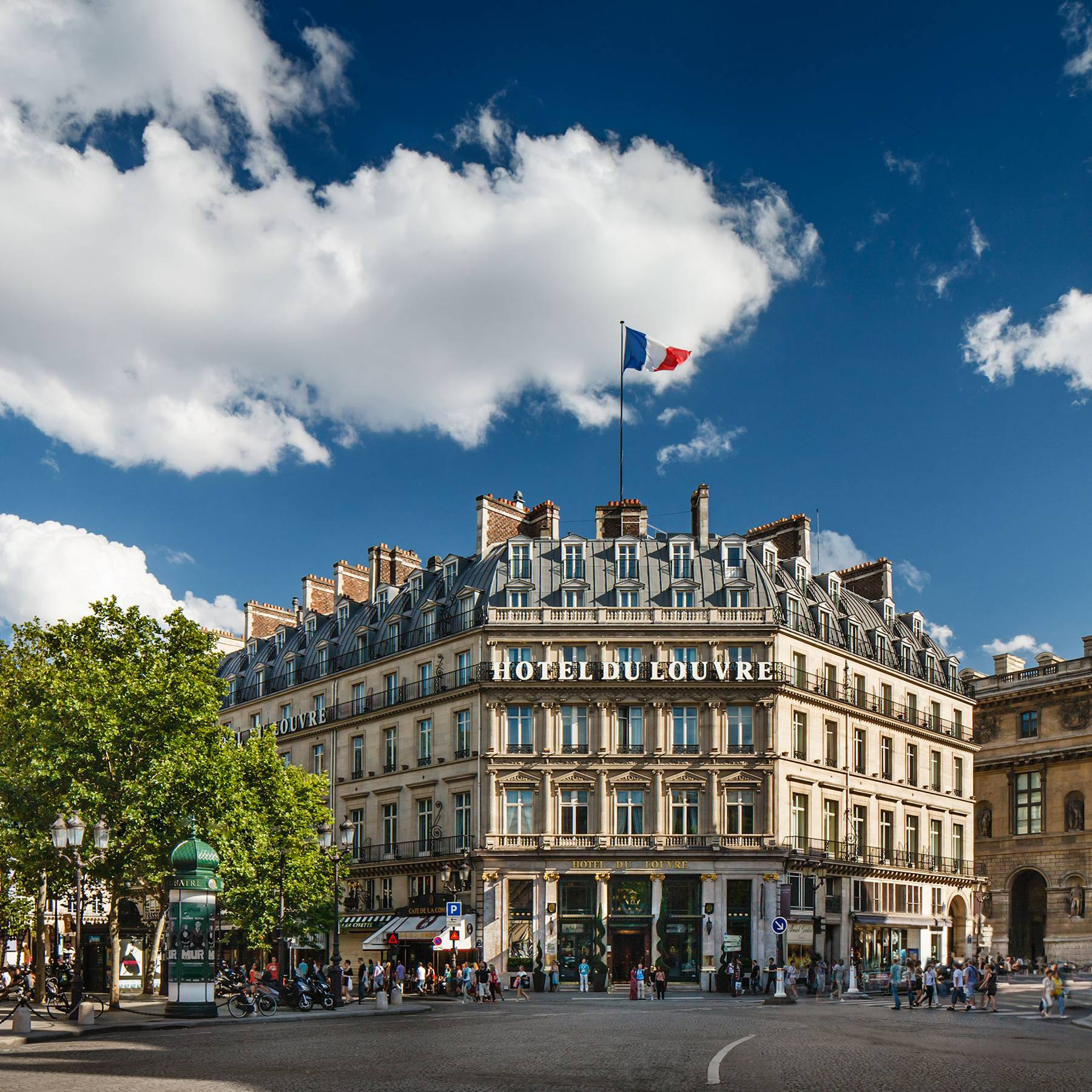 Is this the chicest new hotspot hotel in Paris?