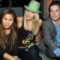 Stephanie Wan, Kate De'Ath and Amaury Berthet