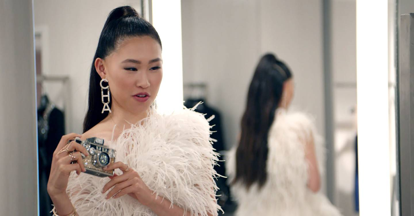 Bling Empire: The real 'Crazy Rich Asians' take centre stage in Netflix's new reality show set in LA