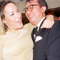 Tara Palmer-Tomkinson and Sir David Tang, 1997