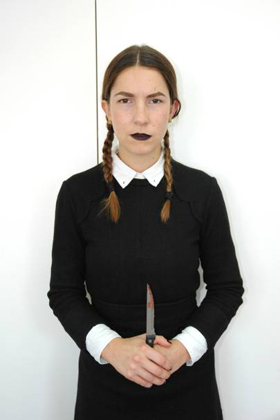 Francesca White as Wednesday Addams
