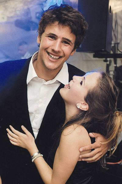 Edward Eddy and Susanna Moss