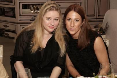 Sasha Wilkins and Miriam Tonner