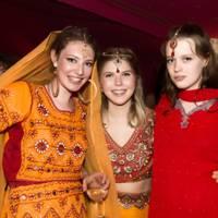 Celeste MacIlwaine, Coco Conran and Abbie Adams