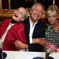 Poppy Delevingne, Charles Delevingne and Pandora Delevingne