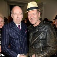 Mick Jones and Paul Simonon