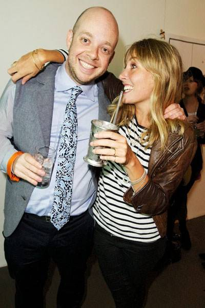 Jack Graham and Emily Dolan