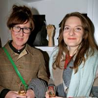 Sally Noonan and Aimee Barnett